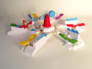 Looping Louie Umbau #acryl