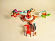Looping Louie Umbau #rot